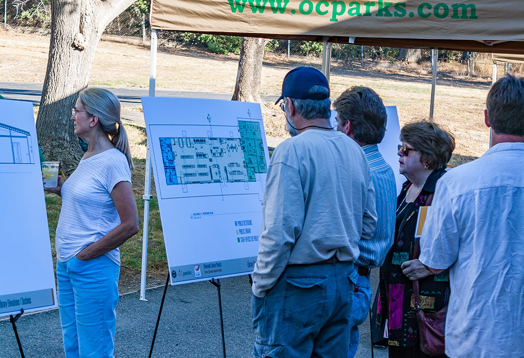 OC Parks - Peters Canyon Bikeway Project